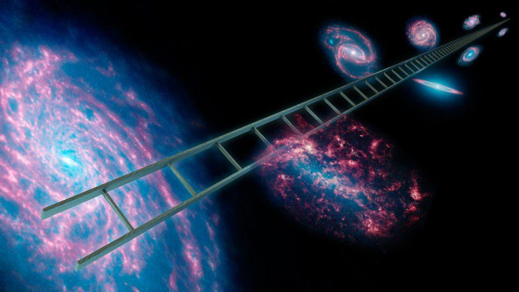 measuring distance stars