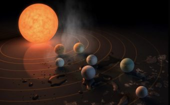 "Other ""Solar System"" with 7 Earth-Like Planets was Found by NASA"