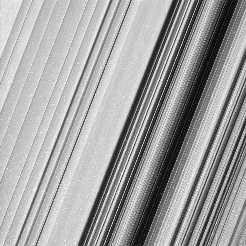 Saturn's Ring B