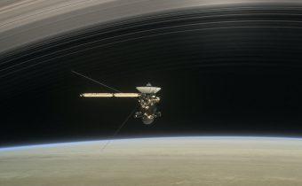 Watch Live Cassini's Grand Finale