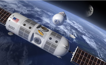 Orion Span Presents The First Space Hotel in The World