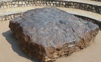 Hoba – The Earth's Largest Meteorite
