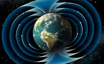 Earth's Magnetic Poles Shift