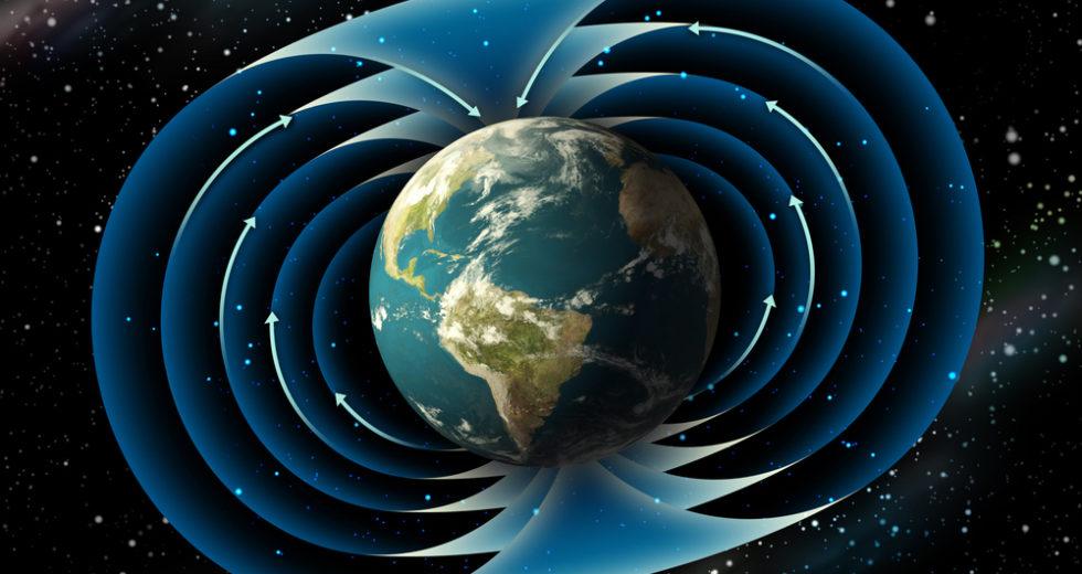 Earth Magnetic Pole Shift