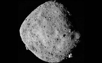 NASA's Probe Found Water on an Asteroid