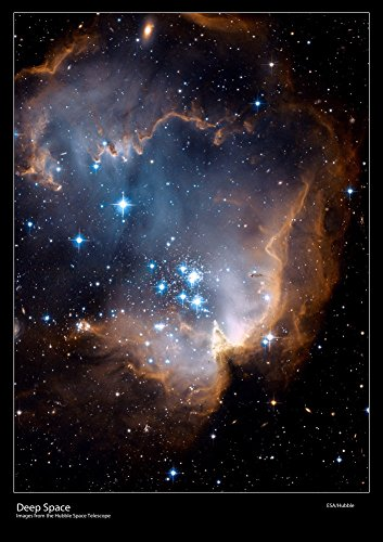 N90 Region - New Stars Shed Light Image
