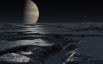 Fly Over Jupiter's Moon Europa in This Incredible NASA Video