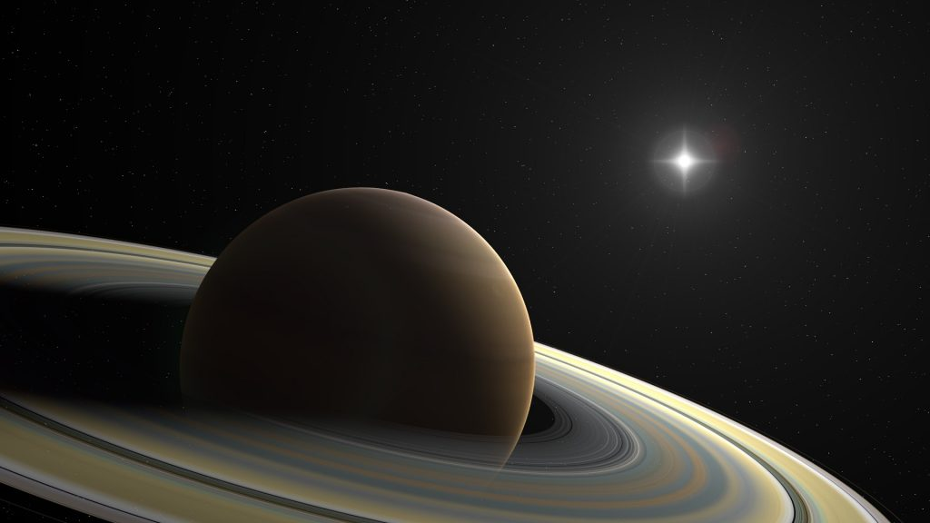 day on Saturn
