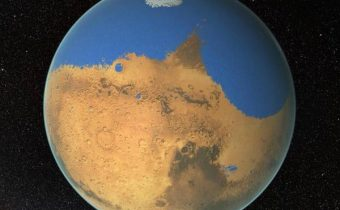 Rivers on Mars Flowed for More Than a Billion Years
