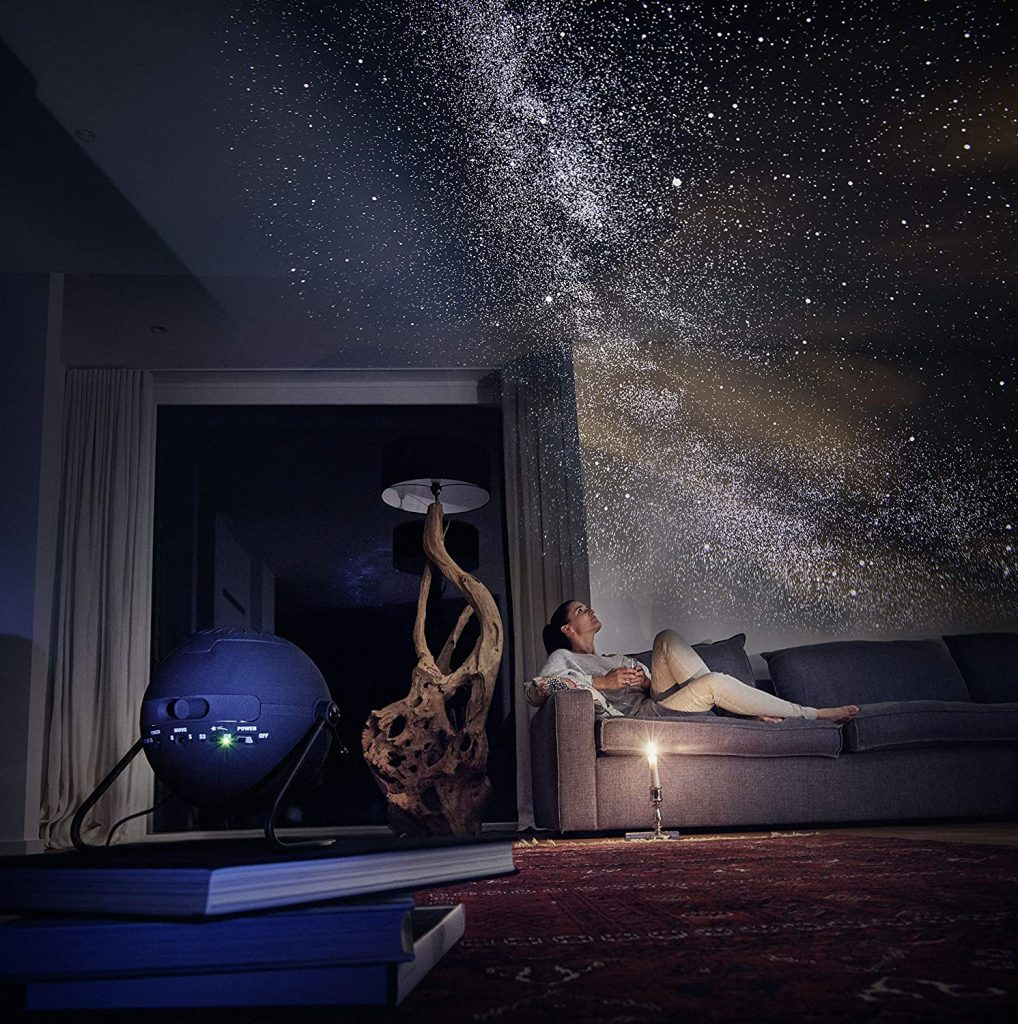 star and galaxy projector