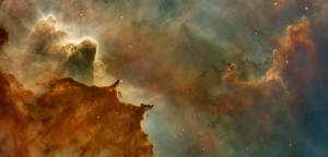 Carina Nebula Details- Great Clouds