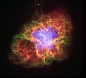 Crab Nebula- a Dead Star Creates Celestial Havoc
