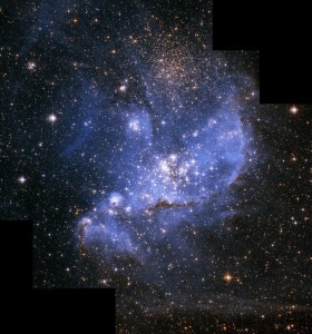 Infant Stars in the Small Magellanic Cloud