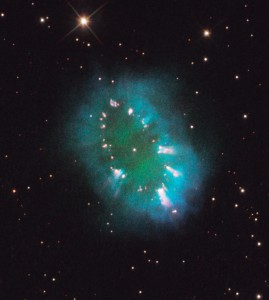 The Necklace Nebula