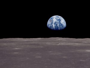 Earth FromThe Moon